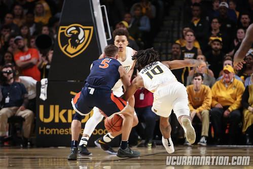 VCU vs. UVA (2017)