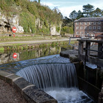 Arkwright's Mill and Scarthin Rock thumbnail