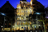 Casa Battló (Fnikos) Tags: street people road building buildingcomplex batlló gaudí casabatlló architecture modernismo night light barcelona outdoor