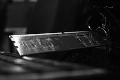 RAM B&W (medeirosisabel16) Tags: guaratingueta etec peb bw preto branco black white ram memory memória keyboard teclado escola classroom sala de aula lab informática ti it computing key chain chaveiro school study estudar mochila schoolbag technology