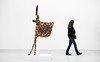considering art at Tate St Ives 2 (maggie224 -) Tags: art tate stives jane sculpture