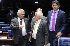 Plenário do Senado (Senado Federal) Tags: plenário senadorelmanoférrerpmdbpi senadorjosémedeirospodemt senadorsérgiodecastropdtes sessãodeliberativaordinária suplenteelberbatalha brasília df brasil bra