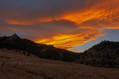Saddle Rock Sunset (Jeff Mitton) Tags: boulder colorado earthnaturelife wondersofnature coth