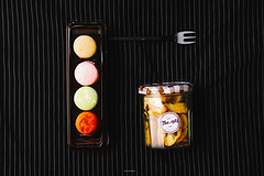 Sweet tooth temptation with Macaroons and Cookies (iSam's) Tags: sweet tooth temptation with macaroons cookies savoury spice seasoning chocolate viet nam vietnam 1985 cafe sai gon ho chi minh city samscheetah isam2017