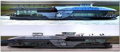 OceanDiva Futur (Morthole) Tags: ship boat schip boot barge binnenvaart schiff rheinschiff passagiersschip passagiersboot passengersboat passengersship passagierschiff naviresãpassagers oceandivafutur poster slitscan