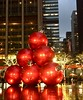 "Ornamental (TPorter2006) Tags: tporter2006 december red balls rockefeller 2017 ""newyork"" ornaments christmas holiday"