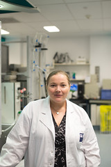 Sara Couperthwaite (QUT Science and Engineering Faculty) Tags: couperthwaite cpme qut sara graeme millar chemistry phyics mechanical engineering portrait profile staff analytical environmental management materials physical structural macromolecular science chemical