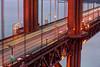 Detailed GG Tower (Tony Shi Photos) Tags: sanfrancisco sf bayarea san francisco california usa traveldestination touristattraction goldengatebridge gg golden gate bridge marinheadlands marin