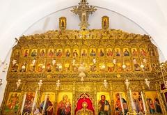 Apostolos Andreas abbey (werner boehm *) Tags: klosterapostolosandreas wernerboehm cyprus ikonen iconostasis interior gold kloster abbey bilder zypern