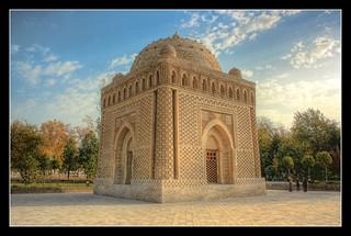 Bukhara UZ - Samanid Mausoleum 02