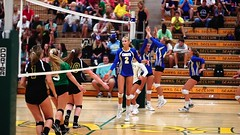 North Myrtle Beach Chiefs Varsity Volleyball Team Highlights (findout4sure) Tags: action 85mmf14 tokina samyang rokinon sony a6300 slowmotion video sports highschool girls spike vball volleyball northmyrtlebeach