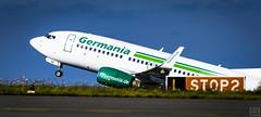 take off (MAICN) Tags: dortmund vhs flughafen airplane aircraft plane flugzeug abheben start takeoff 2017 airport