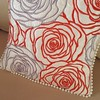 Lady in Roses Pillow Quilt (A Stitch a Half) Tags: astitchahalfcom machineembroidery embroiderydesigns rosesembroidery pillow ringpillow rosespillowquilt weddingpillow ringcushion