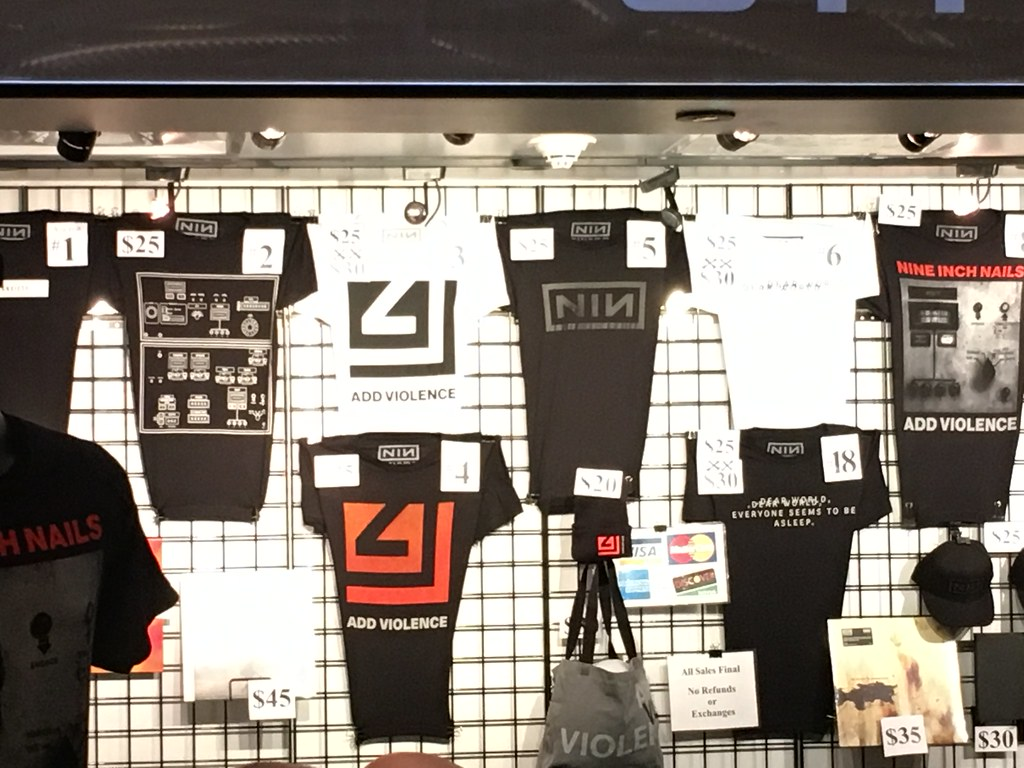 The World\'s Best Photos of merch and nin - Flickr Hive Mind