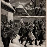 Das Buch für Alle ,Illustrierte familien Zeitung 1900 , ill Steiermark Volksbrauch thumbnail