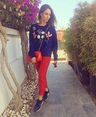 Mañana en el blog. Buenas noches a todos😘 #elblogdemonica #moda #style #streetstyle #outfit #outfitoftheday #look #inspo #instapic #instagram #instalike #instagood #instagramer #instadaily #happy (elblogdemonica) Tags: ifttt instagram elblogdemonica fashion moda mystyle sportlook springlooks streetstyle trendy tendencias tagsforlike happy looks miestilo modaespañola outfits basicos blogdemoda details detalles shoes zapatos pulseras collar bolso bag pants pantalones shirt camiseta jacket chaqueta hat sombrero