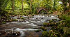 Horner Bridge (PKpics1) Tags: water hornerwaters river bridge brick rocks trees flow landscape