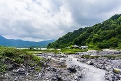 Osorezan, Japan (samstandridge) Tags: japan japanese journey adventure asia sam standridge sony alpha 6000 a6000 aomori osorezan travel lake water landscape beautiful sky