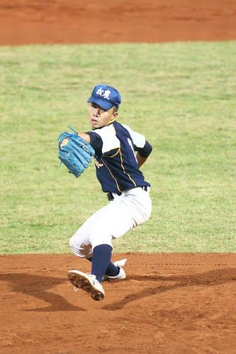 2017 黑豹旗全國高中棒球大賽 西苑高中 VS 松山工農(32強)