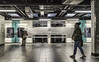 Metro Motion (Jack Heald) Tags: paris metro station leshalles rer train subway blur city heald jack travel tourist nikon
