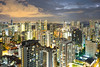 (MH Saiful) Tags: singapore bendemeer boon keng hdb skyline architecture nightscape long exposure landscape