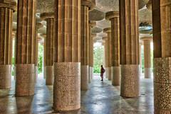 Guell+Columns
