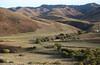 Idyllic (peterkelly) Tags: kyrgyzstan digital canon 6d gadventures centralasiaadventurealmatytotashkent mountain mountains hills green valley trees ravine slope stream north northern pastoral rural