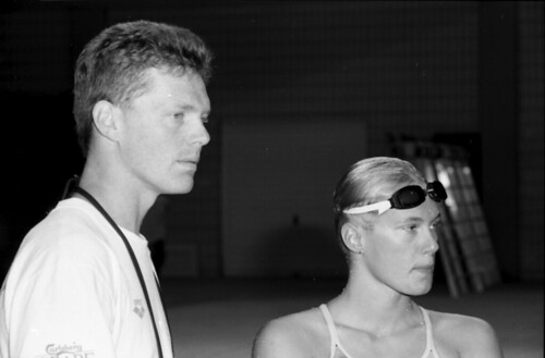 178 Swimming EM 1991 Athens