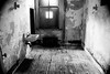 Abandoned Immigrant Hospital (Amy Frushour Kelly) Tags: ellis island ellisisland abandoned immigranthospital immigrant hospital bw