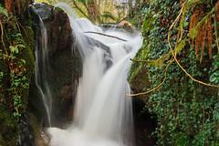 Cascada Rio Fuensanta (Bimenes) (Alberto García López) Tags: spain españa longexposure largaexposición paisaje cascadas falls landscape asturias