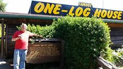One.Log.House.BillP (redwoodcoaster) Tags: humboldt redwoods redwood coast national park travel california eurekaca