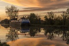 2017-11-16-Canal de bourgogne (dangui89) Tags: canal bourgogne migennes péniche yonne89 france guillierdanielphotofr