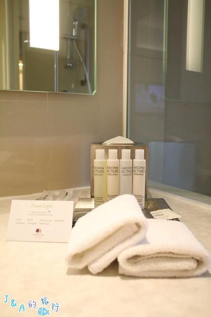 【馬來西亞新山住宿】希爾頓逸林飯店 DoubleTree by Hilton Hotel Johor Bahru-早餐總類豐富,有如小型饗食天堂! @J&A的旅行