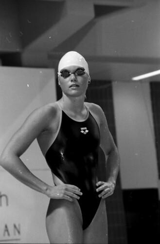 176 Swimming EM 1991 Athens