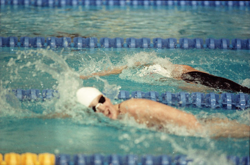 145 Swimming EM 1993 Sheffield