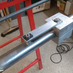 """Another one of the category """"hacksawed tools made in 10 minutes"""" #ccycles #newtoolsday"""