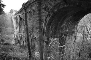 The Lambley Viaduct