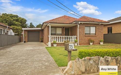 12 Bradshaw Av, Moorebank NSW 2170