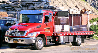 County Auto & Commercial Towing (Yonkers, NY) Truck 2