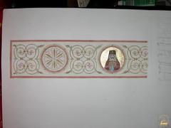 06. Роспись нижнего храма в Адамовке