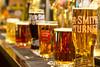 favourite beers (kalakeli) Tags: pub beer glasses beerglasses pintglasses thejames münster 2017 colours farben pintbeer 4secs langzeitbelichtung longexposure