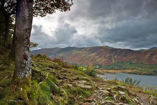 Surprise View, Lake District, Cumbria. Uk