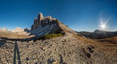 Drei Zinnen (matthias_oberlausitz) Tags: drei zinnen dolomiten alpen italien italy