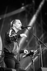 Radiohead @ Mainsquare Festival 2017 (jeje62) Tags: radiohead arras citadelle concert france live livenation mainsquare mainsquarefestival pasdecalais