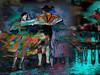 Tiroleses (seguicollar) Tags: tiroleses baile danza danzando pareja maniquís muñecos figuras imagencreativa photomanipulación art arte artecreativo artedigital virginiaseguí