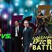 Moleman's Epic Rap Battles #42-C: Scott Pilgrim Vs. The World, Part 3