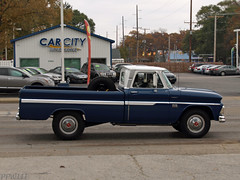 Ford Pick Up (PPWIII) Tags: classics vintage antique world cars vehicles muskegon hackley henry