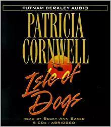 Patricia Cornwell book fan photo