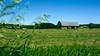 the fields (Marty Hogan) Tags: kaydrive menomineecounty michigan upperpeninsula barn rural farm farmland