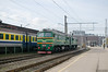 2M62-1003 Riga (rokiczaaa) Tags: m62 2m62 riga latvia ldz gagarin diesel railway